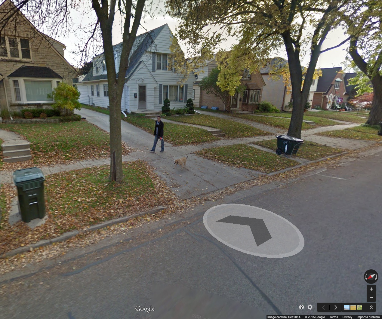 Matt on Google Maps